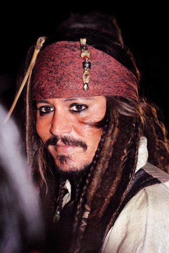 Pirates of the Caribbean wallpaper called Johnny depp- Pirates of the Caribbean 4