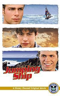 Jumping Ship movie poster - disney-channel-original-movies Photo