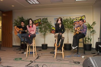 The Veronicas wallpaper called KBKS-FM In Seattle 2005