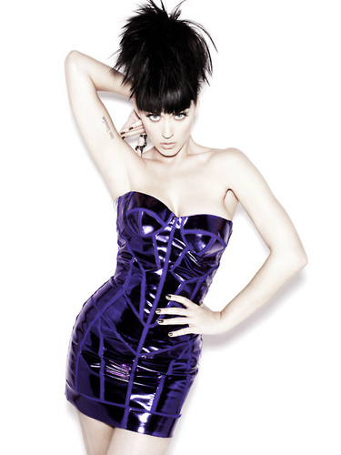 Katy Perry ELLE magazine