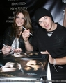 Kellan Lutz and Ashley Greene - twilight-series photo