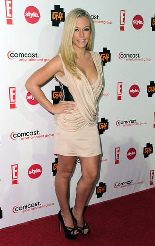 Kendra @ Comcast Entertainments TCA Party