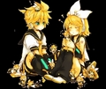 Len and Rin <3