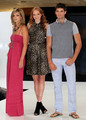 Lily Cole Launches 'Gatwick Fashion Week' (Aug 6) - lily-cole photo
