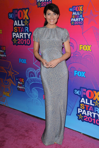 Lisa @ FOX 2010 Summer TCA All-Star Party