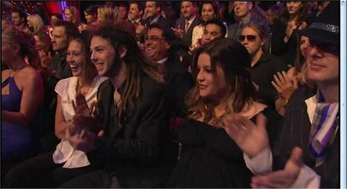 Lisa Marie Presley on DWTS