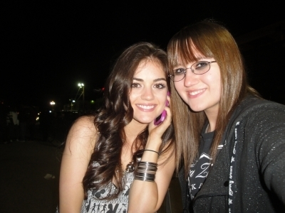 Lucy Hale - Rare photos