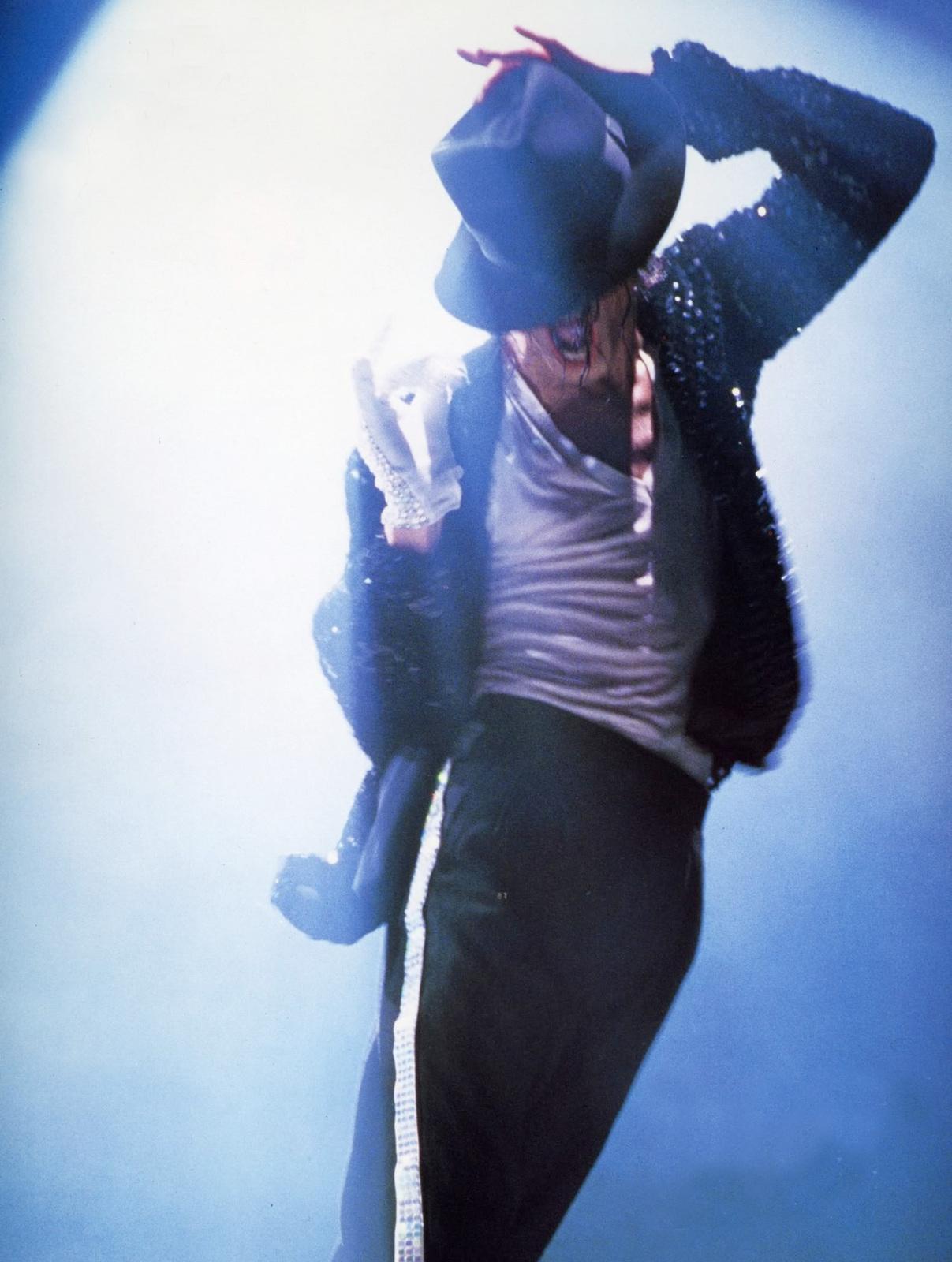 Michael Jackson Dangerous Era On Stage