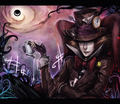 Mad Hatter - mad-hatter-johnny-depp fan art