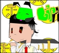 Me and gir - anime fan art