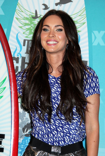 Megan Fox @ the 2010 Teen Choice Awards