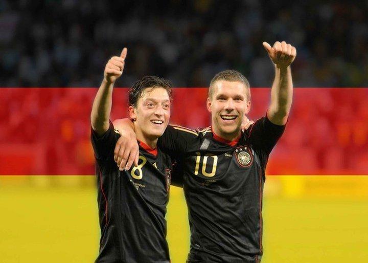 Mesut and Polski