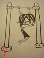 Monkey Bars - invader-zim-roleplaying fan art