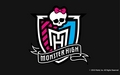 monster-high - Monster high logo wallpaper