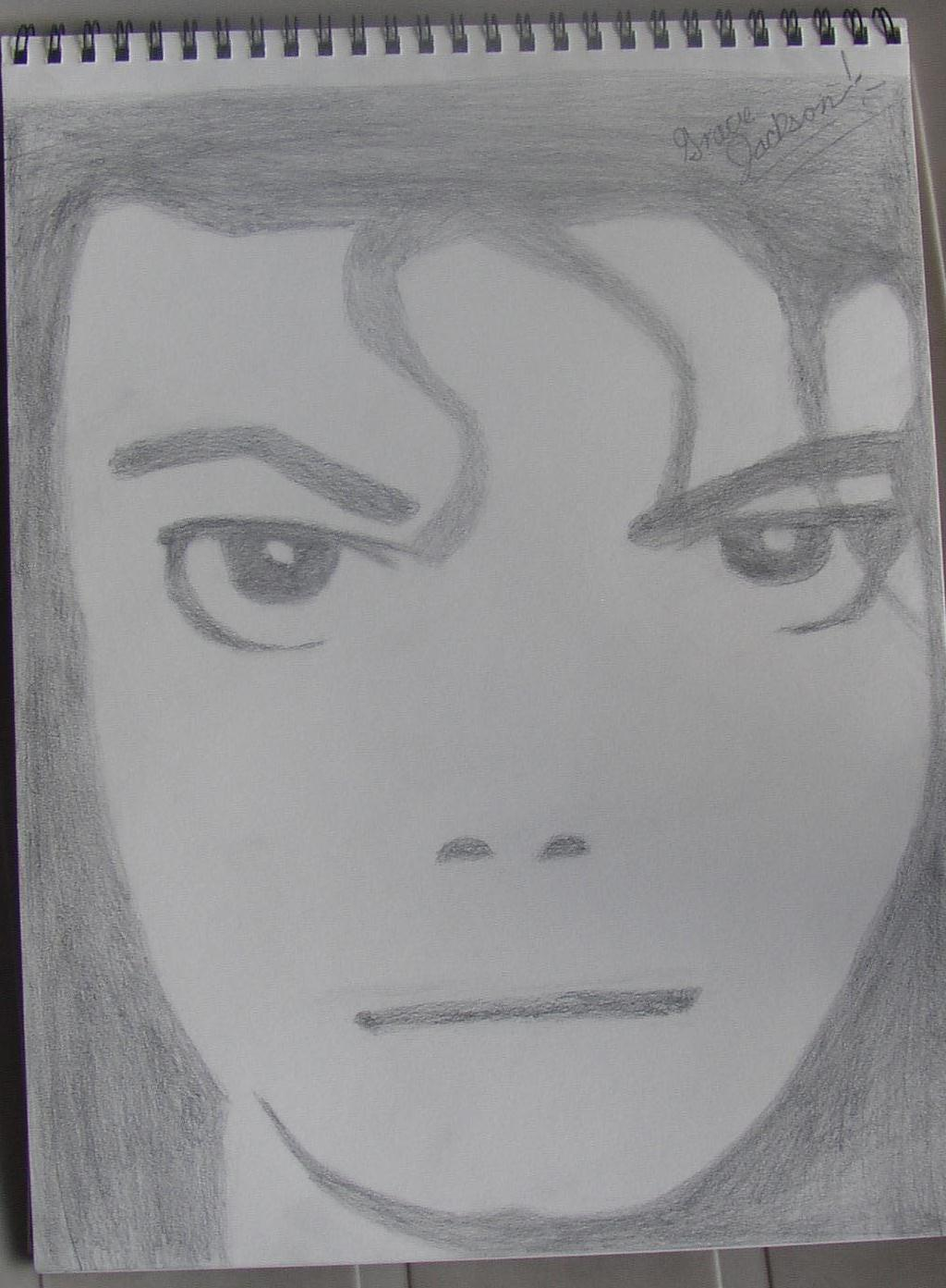 My drawing of mj