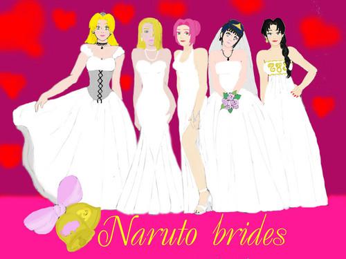 Naruto brides