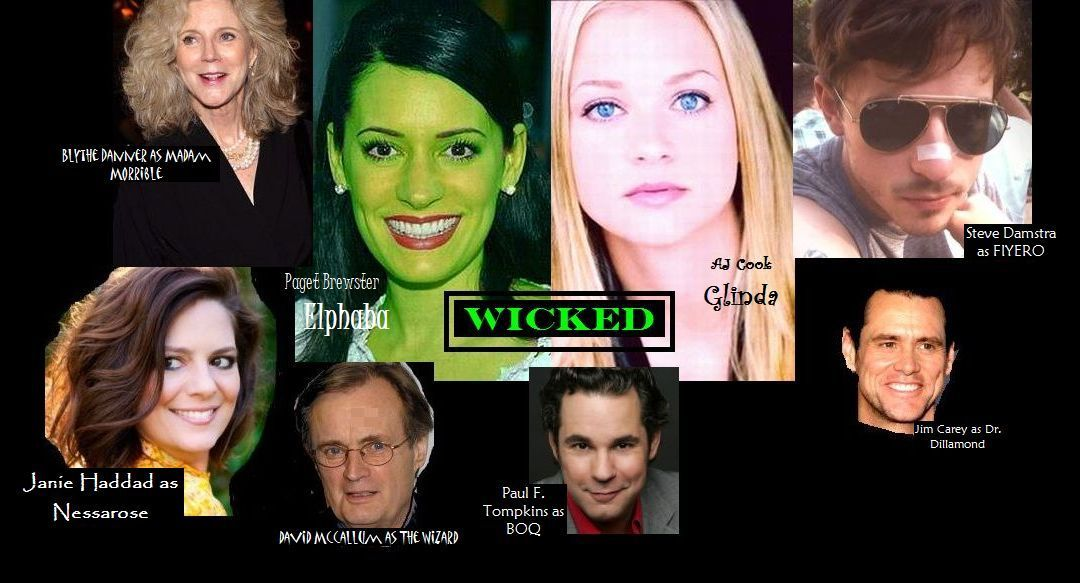 Paget & AJ (Wicked)