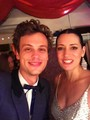 Paget & Matthew at Thrilling Adventure ora