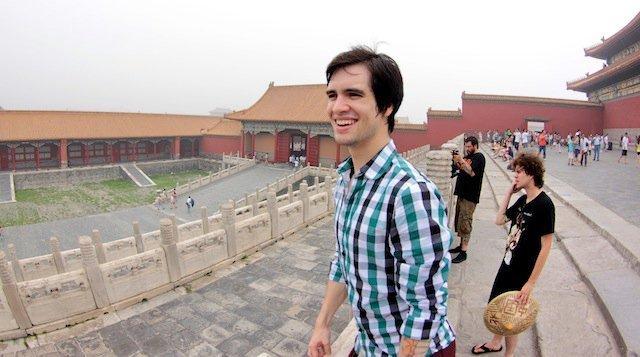 Panic! In China