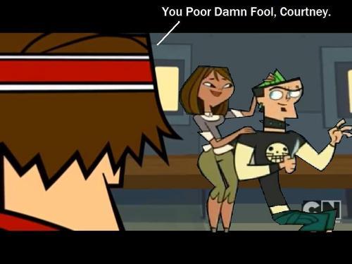 Poor Courtney