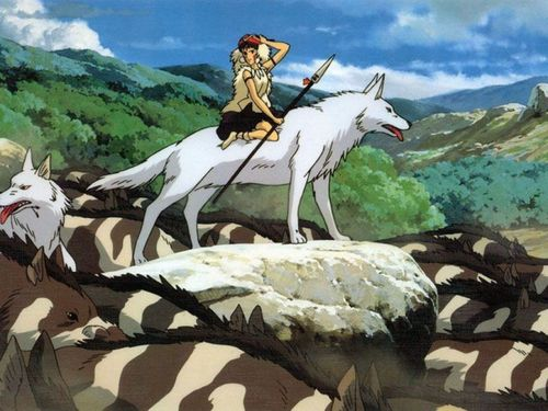 Princess Mononoke wallpaper titled Princess Mononoke