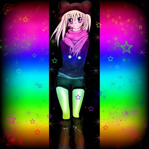 虹 Girl