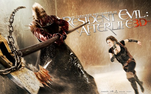 Resident Evil: Afterlife - Promotional चित्रो