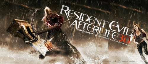 Resident Evil: Afterlife - Promotional ছবি