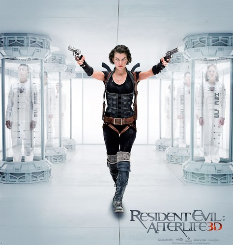 Resident Evil: Afterlife - Promotional photos