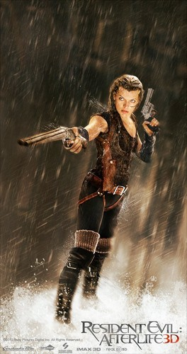 Resident Evil: Afterlife - Promotional تصاویر