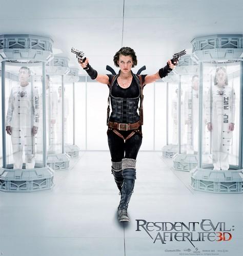 Resident Evil: Afterlife - Promotional фото