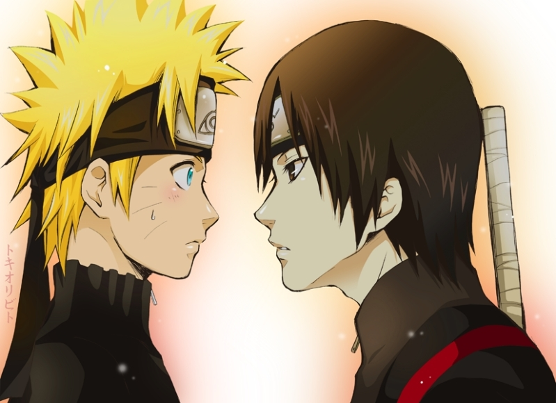 Yaoi Sai And Naruto