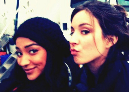 Shay and Troian