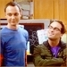 Sheldon & Leonard - leonard-and-sheldon icon
