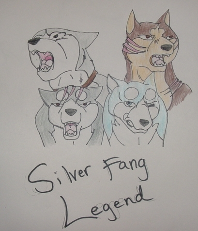 Silver Fang Legend