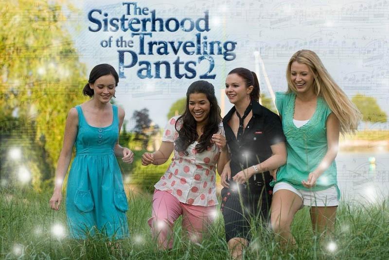 bol.com | The Sisterhood Of The Traveling Pants 2 (Dvd ...