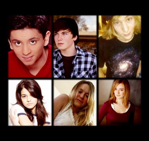 स्किन्स USA Cast
