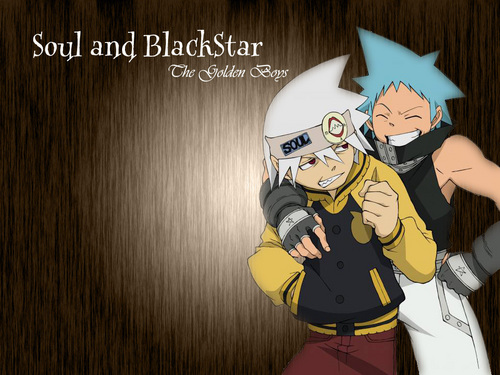 Soul & Black* étoile, star
