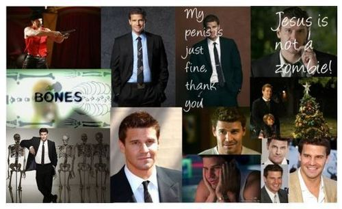 Special Agent Seeley Booth...SPECIAL