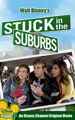 in the Suburbs movie poster - disney-channel-original-movies Photo