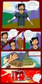 TD... EP1 page1 - total-drama-island fan art