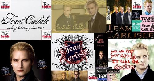 TTC-Totally Team Carlisle - carlisle-cullen Fan Art