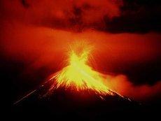 Tambora volkano