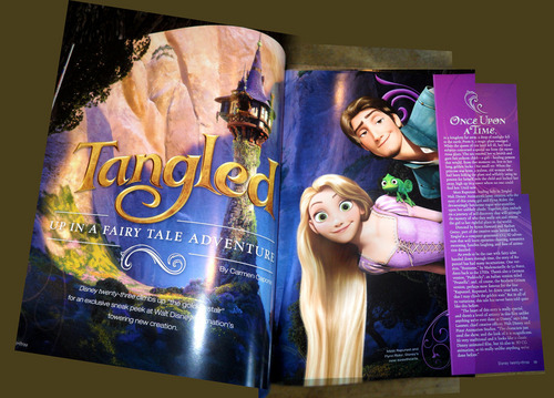 Tangled Pic of the Day
