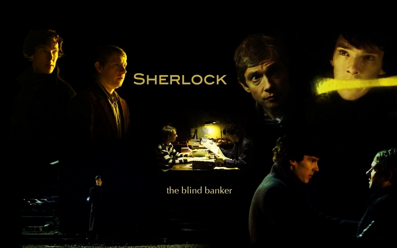 sherlock on bbc one images the blind banker hd wallpaper