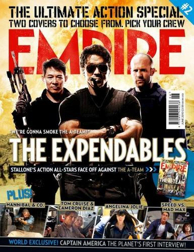 The Expendables Empire Cover