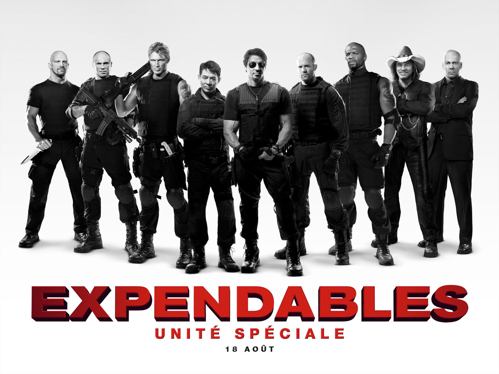 The expendables the expendables