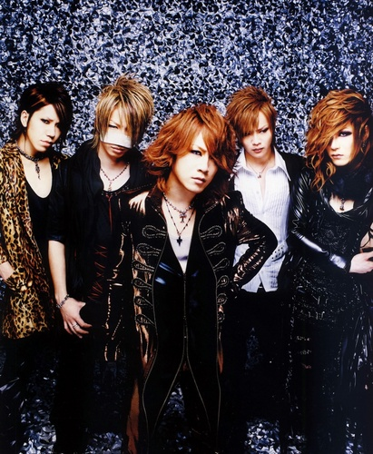 The GazettE - Neo Genesis