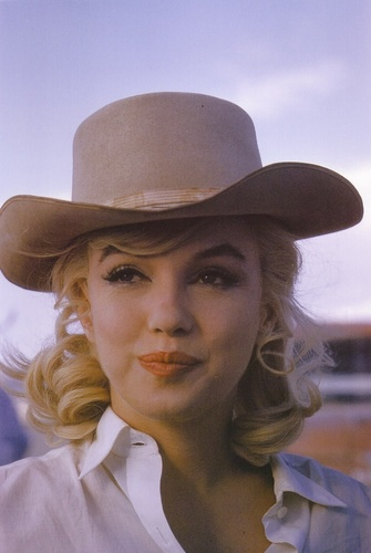 Marilyn Monroe wallpaper entitled The Misfits