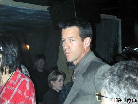 The Pretender 2001 - behind the scenes